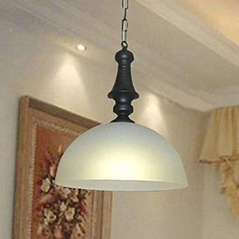 LYNDM-Miglior regalo di Natale,Pendente LightsStyle tradizionali/Classic/ciotola soggiorno/camera/Sala da Pranzo metallo(BBBY) ,