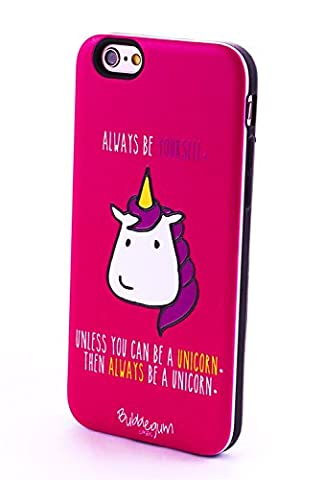 Bubblegum Cases for Samsung Galaxy S7 EDGE Genuine FOOD & ANIMAL QUOTES Case Cover (Samsung Galaxy S7 EDGE, Be a