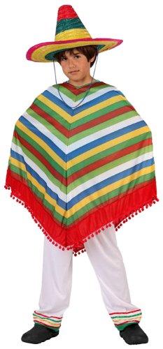 LIBROLANDIA - Disfraz de mejicano para niño