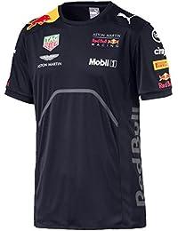 Puma RBR Team tee Camiseta, Hombre, Azul (Night Sky), XXL