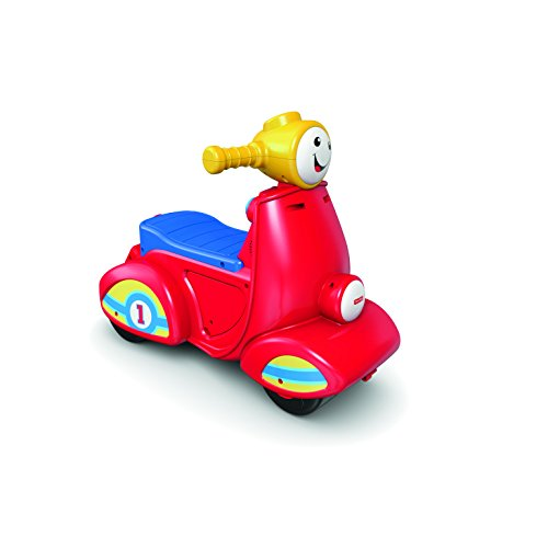 Fisher-Price - Scooter de Juguete (CGT08)