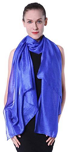 Fairycece Stola für Abendkleid Hochzeitskleid Blau