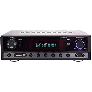 LTC 5 Channel Home Cinema Amplifier with Bluetooth and FM Radio