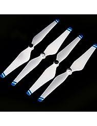 XCSOURCE® 4 Pcs 9450 autobloquantes CW CCW lames d'Hélices Pour DJI Phantom Vision 3 RC95