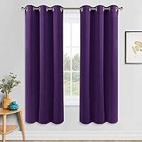 Suchergebnis auf Amazon.de für: Vorhang lila für Fenster ...