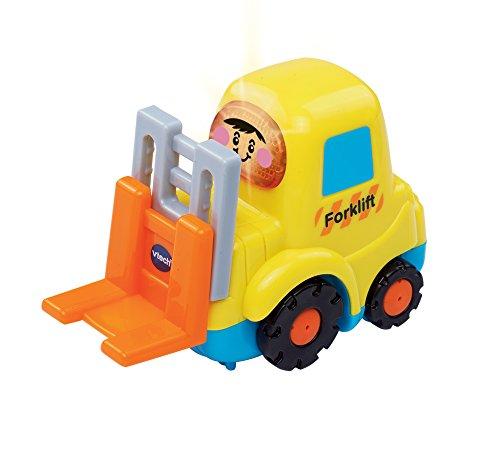 Vtech - Toot Toot Drivers - Forklift - Tut Tut Bolides Chariot-Elévateur Version Anglaise