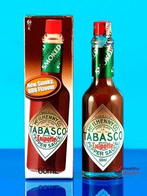 Tabasco - Chipotle smoky BBQ pepper sauce 60ML
