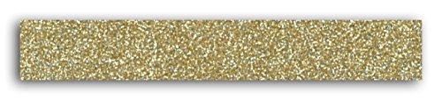 Oh ! Glitter MT01 Pailletten-Band, gold, 5,5 x 7 x 1,5 cm