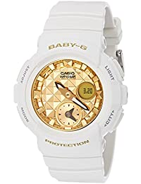 Casio Baby-G Analog-Digital Gold Dial Women's Watch - BGA-195M-7ADR (B183)