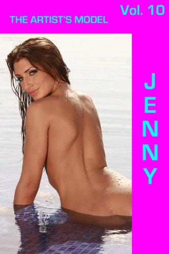 THE ARTIST'S MODEL: JENNY di Jean LaFrere,Pierre LaFrere
