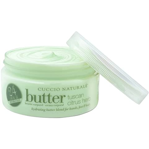 Cuccio Tuscan Citrus Herb Butter 8oz, 8 Ounce by