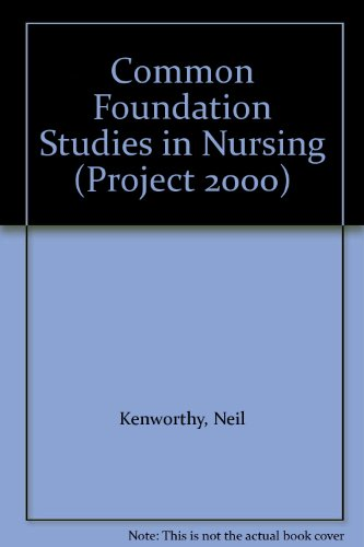 common-foundation-studies-in-nursing-project-2000