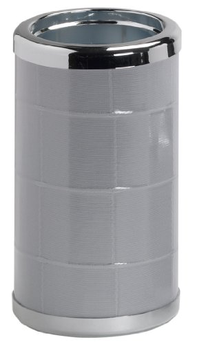 Platex 730050362 Bouteille Isotherme avec Recharges Isis Perle Bague Chromé