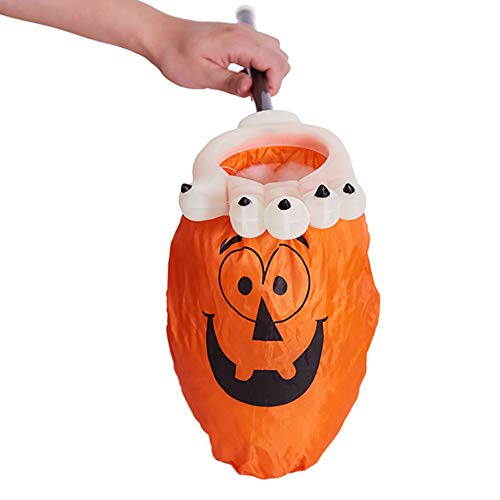 Halloween Kinder Zucker Süßigkeiten Tasche Luminous Palms 1 Pack für Festival Cosplay Halloween Kostüm ()