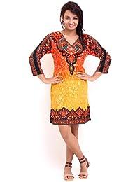 Damas Casual Tribal copia nueva noche étnica túnica ...
