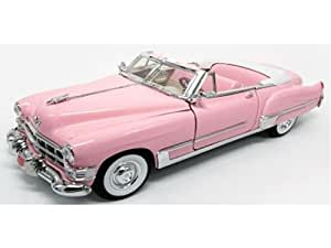 1949 Elvis Presley Pink Cadillac Coupe Deville 1/18 by Motorcity Classics 48887 by Motorcity Classics
