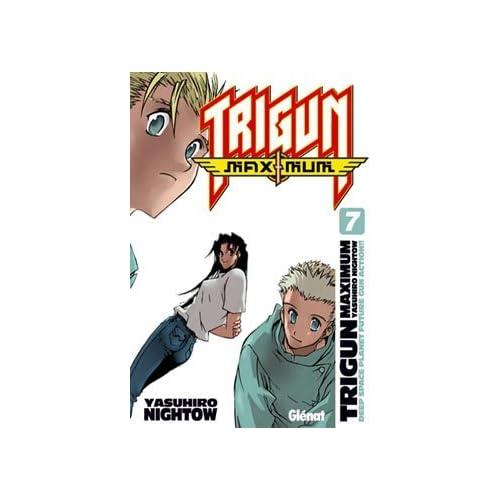 Trigun Maximum 7: Deep Space Planet Future Gun Action! (Shonen Manga) by Yasuhiro Nightow (2006-04-30)