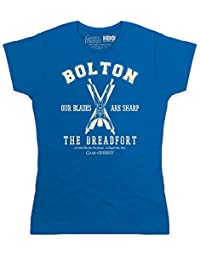 Official Game of Thrones - House Bolton T-shirt, Pour femme