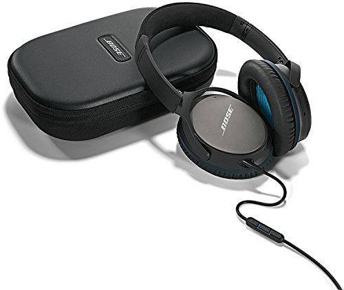 Bose QuietComfort 25 Acoustic Noise Cancelling Kopfhörer (geeignet für Apple-Geräte) schwarz - 12