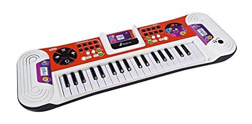 Simba 106832606 - My Music World Keyboard mit MP3 Funktion
