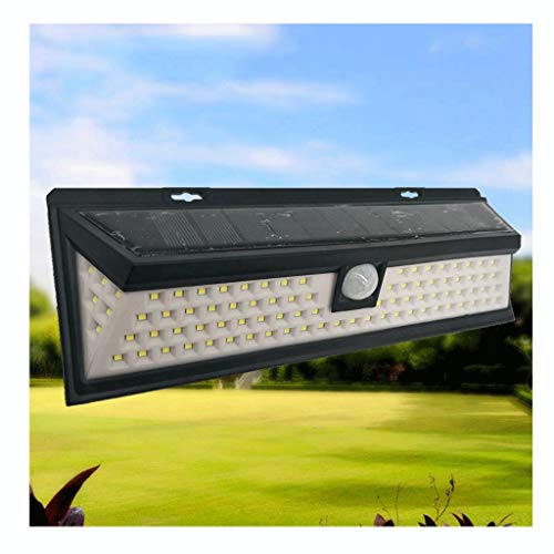 NIUZIMU Wandleuchten Wandlaternenkörper-Sensorlicht wasserdicht und energiesparend DREI Wasserdichte LED-Wandleuchten mit Funktion, Garage, Garten, Leuchten für Beleuchtung -022