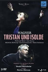 Richard Wagner - Tristan und Isolde / Meier, Storey, DeYoung, Grochowski, Salminen, Barenboim, Chereau (Teatro alla Scala 2007)