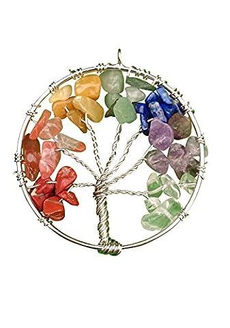 Berties Perlen Baum des Lebens Edelstein (Vita Assortimento)