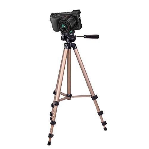duragadget-tripod-with-adjustable-legs-in-black-gold-for-olympus-stylus-sp-820uz-panasonic-dmc-g6keb