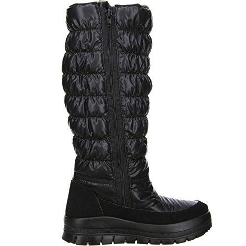 Vista Damen Winterstiefel Snowboots schwarz Schwarz