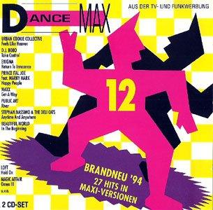 27 Titel teilweise als Extended Remix oder Clubmix