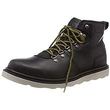 Cat Footwear Shaw, Bottes & Bottines Classiques Homme, Noir (Black 0), 44 EU