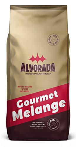 Alvorada Gourmet Melange | Ganze Bohne | Aroma-Softpack | 1000 g