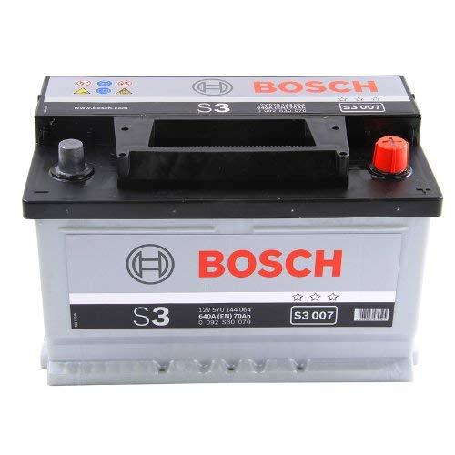 BOSCH S3 007 Batteria Auto 12V 70Ah 640A/EN