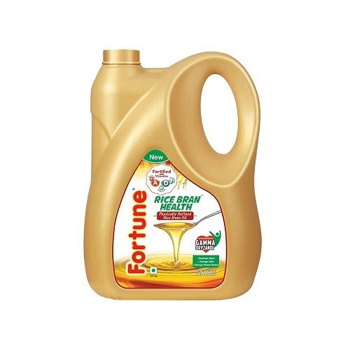 Fortune Rice Bran Oil Jar, 5L