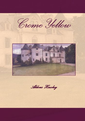Crome Yellow Cover Image