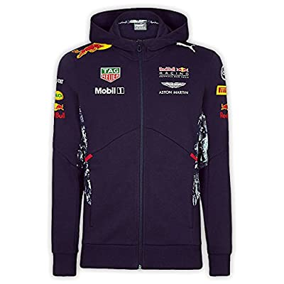 Red Bull Racing 2017 Hooded Sweat Jacket