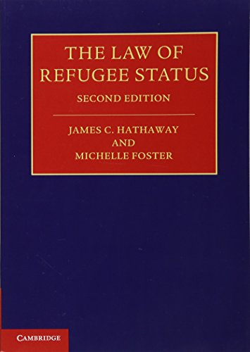 The Law of Refugee Status por James C. Hathaway