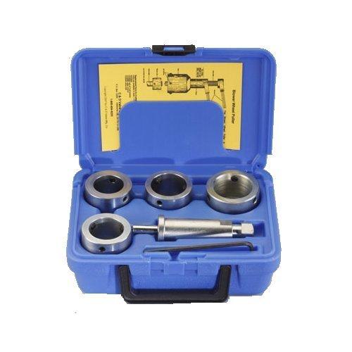 C & D Ventil cd3570komplett Gebläse Rad-Abzieher mit 1–1/10,2cm 1–3/20,3cm 1–1/5,1cm und 1–5/20,3cm Hubs von C & D Ventil (Valve Abzieher)