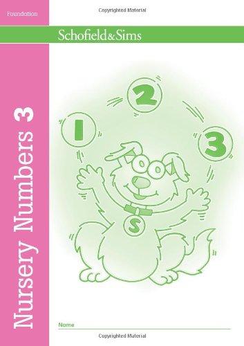 Nursery Numbers Book 3: Bk. 3 por Sally Johnson