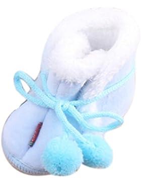 Fuibo Babyschuhe, Herbst Weichen Baby Stiefel Slip On Infant Mädchen Jungen Schuhe Winter Warme Stiefel