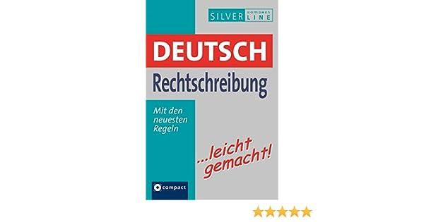 Deutsch Rechtschreibung Leicht Gemacht Nachschlagewerk