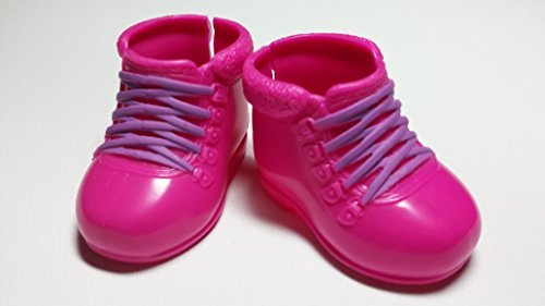 My Life Hot Pink Hiking Boots by myLife Brand Products