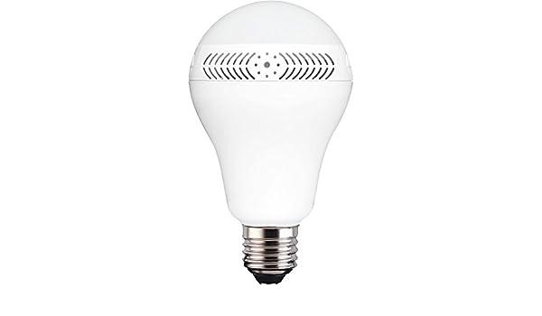 Tcp Smart Led Bluetooth Speaker Bulb Es E27 12w 40w Audio Music