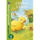 Read It Yourself Chicken Licken (mini Hc): Level 2