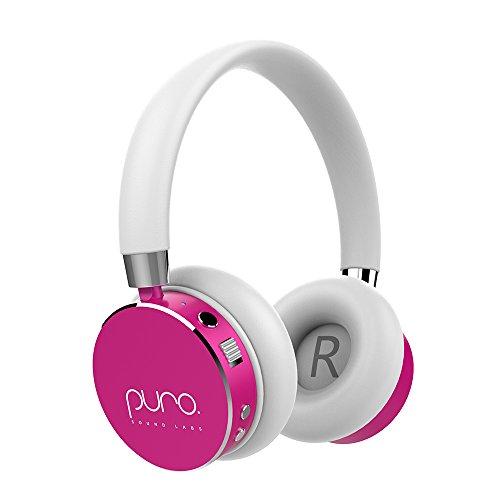 cf7badaaf82 Puro Sound Labs BT2200 Over-Ear Cuffie per Bambini con Limitazione del  Volume, Proteggere