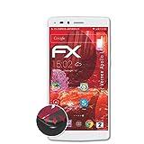 atFolix Schutzfolie passend für Vernee Apollo Lite Folie, entspiegelnde und Flexible FX Displayschutzfolie (3X)