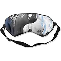 Yin Yang Cat Lover Sleep Eyes Masks - Comfortable Sleeping Mask Eye Cover For Travelling Night Noon Nap Mediation... preisvergleich bei billige-tabletten.eu