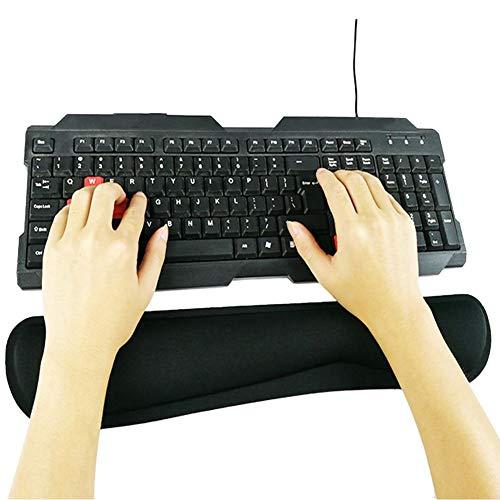 Gioco poggiapolsi ergonomico Ufficio Lavoro casa Blentude poggiapolsi per Tastiera poggiapolsi in Gel Tappetino per Mouse da Gioco Supporto per Il Polso con Cotone Memory per Computer