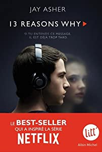 vignette de '13 reasons why (Jay Asher)'