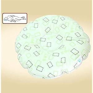 meylee Anti-Dekubitus Kopf Druck Geschwür Auflagen, Füller der Breathable hohen elastischen Partikel, für Bett Sorgfalt rundes Kissen